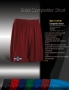 Solid Competitor Shorts